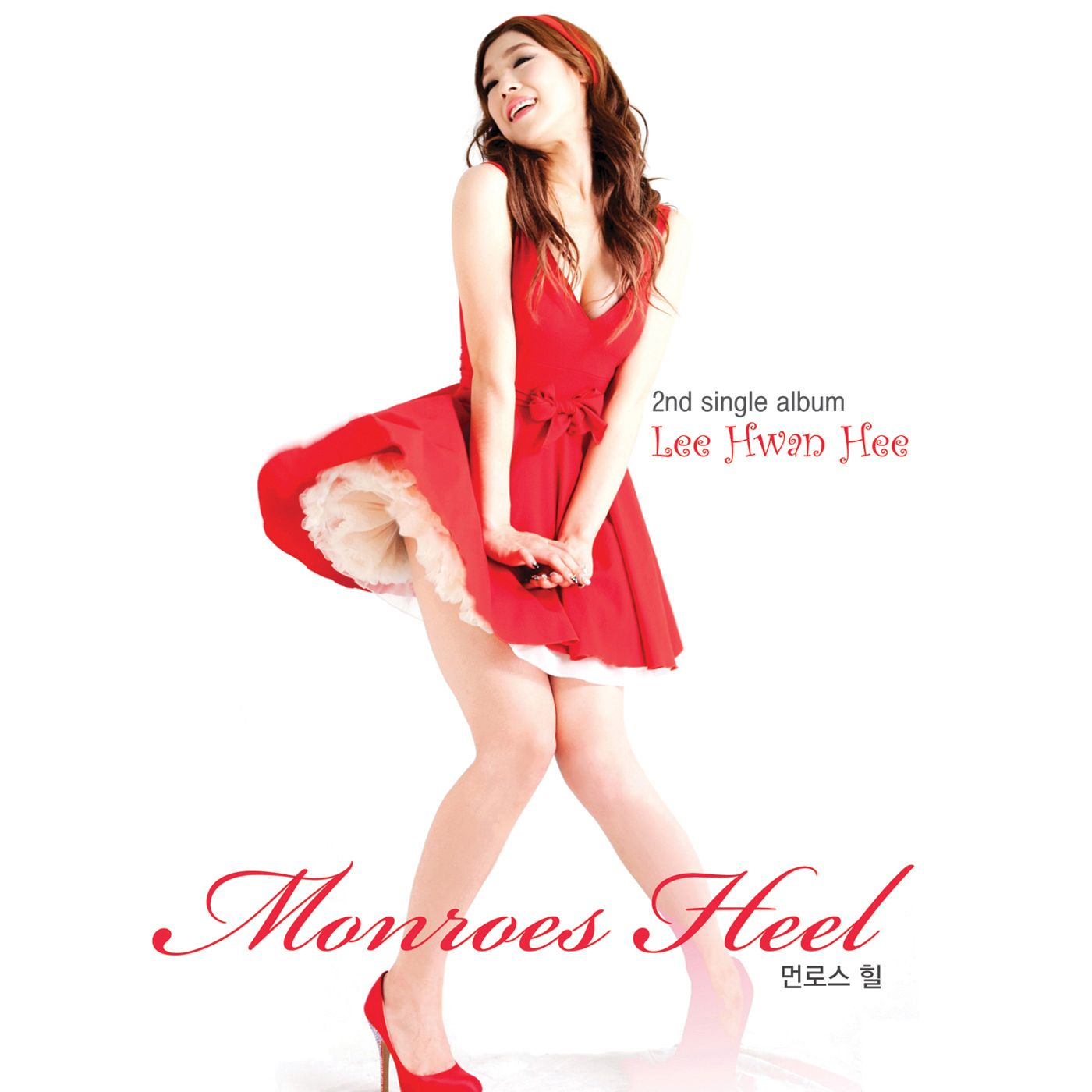 [Single] Lee Hwan Hee (Fwany)   Monroes Heel