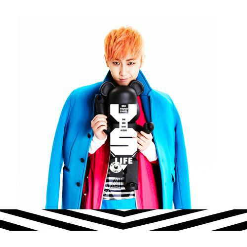 (Mini Album) Heo Young Saeng - Life (3rd Mini Album)