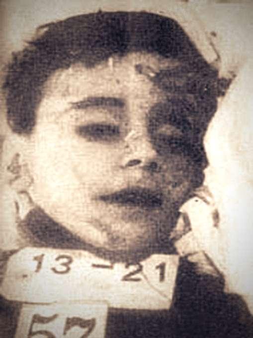 Noticias Curiosas - Victima de Enriqueta Marti La Vampira de Barcelona
