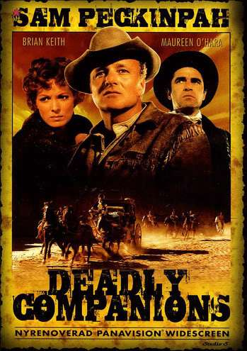 dcfront Sam Peckinpah   The Deadly Companions (1961)