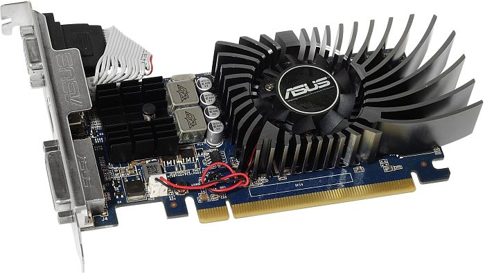 GeForce GT 640 1GB GDDR3 128bits - Low Profile - H