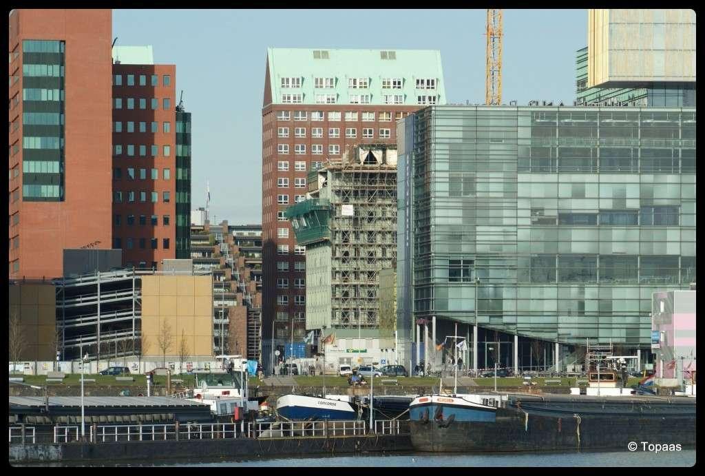 Landelijk Parket Rotterdam : Rotterdam: cité 3 página 26 skyscrapercity